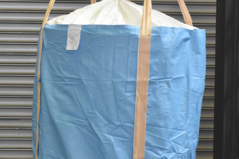 丸型底十字型コンテナバッグ